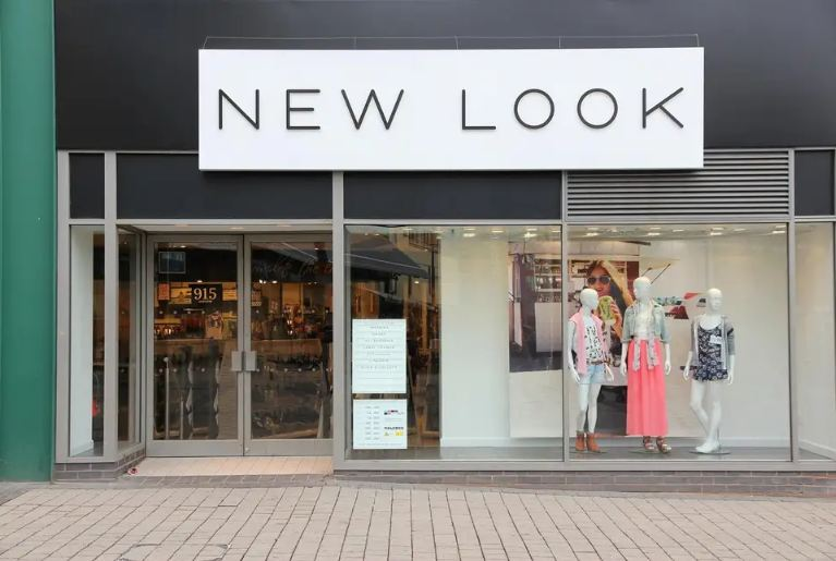 New Look Stores